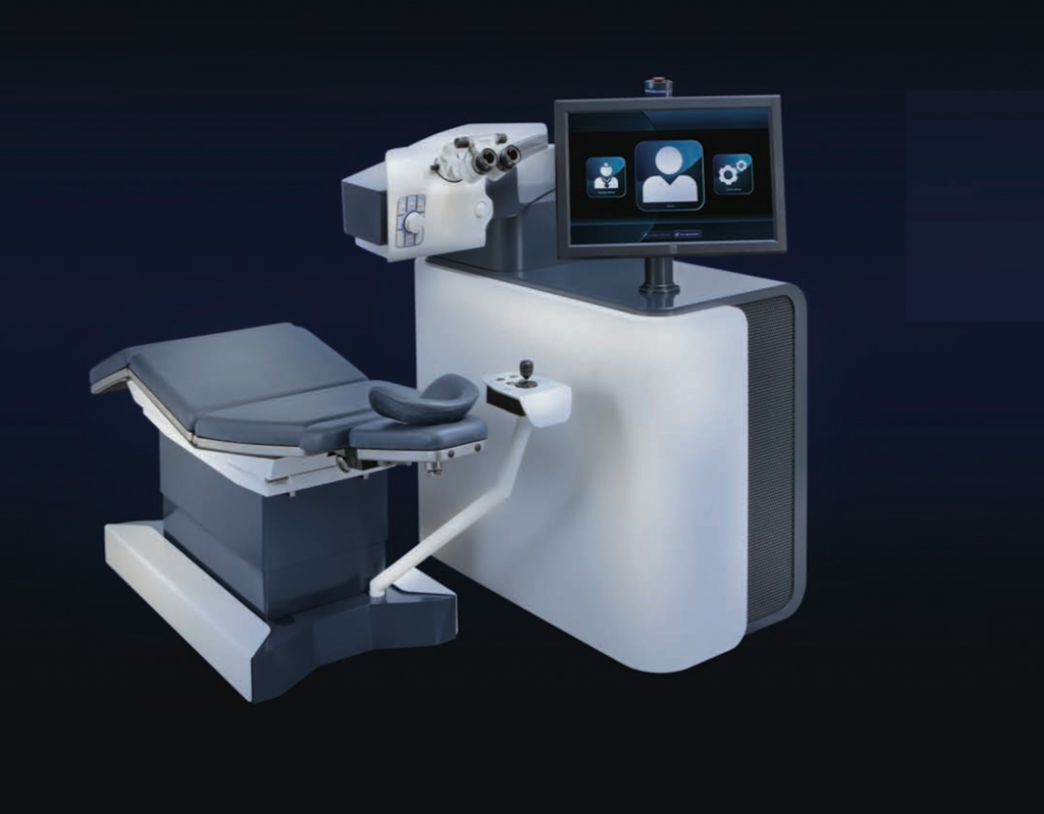 laser excimer technolas teneo 317 bausch and lomb lasik pkr